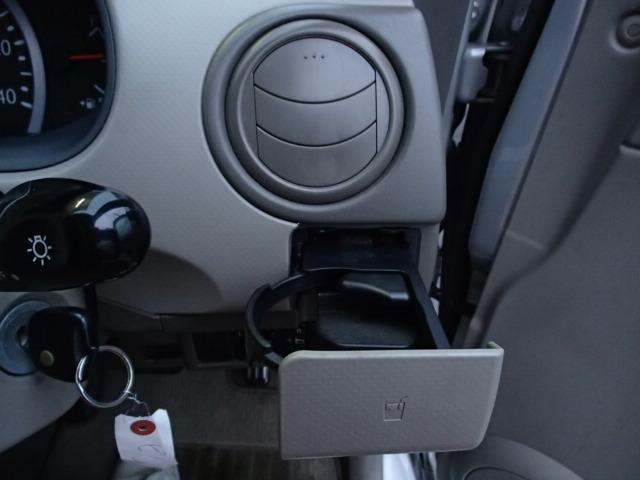 日産 ピノ S キーレス 電動格納ミラー