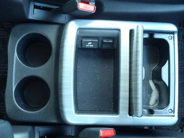 日産 エルグランド ライダー クロスシート 両側オートスライドドア 後席モニター