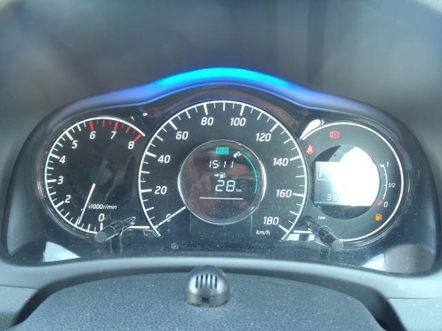 エコチャージャー付のX DIG-Sです。走行距離が6275kmです。