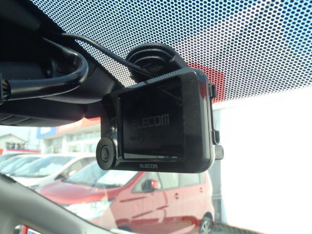 ドライブレコーダーが搭載されております。