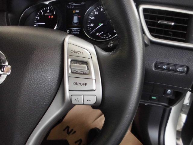 高速道路など長距離移動のさいなどに便利な「クルーズコントローラー」