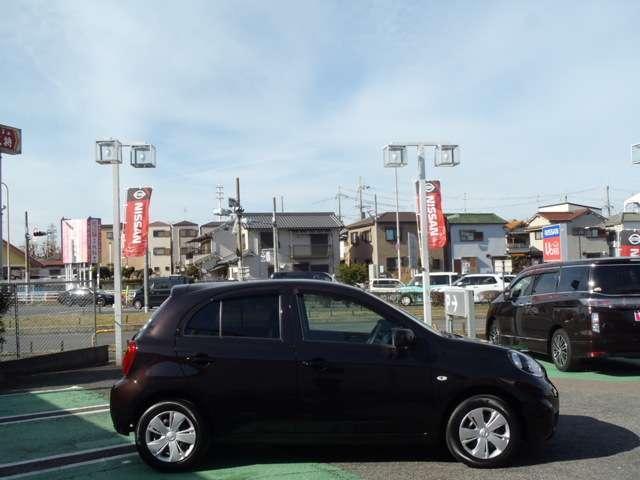「日産」「マーチ」「コンパクトカー」「大阪府」の中古車16