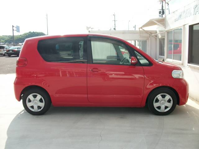 トヨタ ポルテ 130i Cパッケージ Goo鑑定車 GooPLUS車