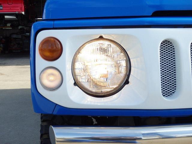 ヘッドライトはノーマルハロゲンです。そこそこ明るいですが、不安な方は末尾にありますLEDプランをご覧下さい。