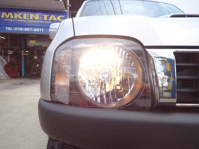 ランドベンチャー JIMKENTAC新品コンプリート・バンパーラプター塗装・6.50R16タイヤ4本新品(11枚目)