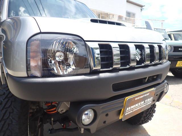 ランドベンチャー JIMKENTAC新品コンプリート・バンパーラプター塗装・6.50R16タイヤ4本新品(12枚目)