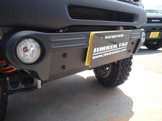 ランドベンチャー JIMKENTAC新品コンプリート・バンパーラプター塗装・6.50R16タイヤ4本新品(14枚目)
