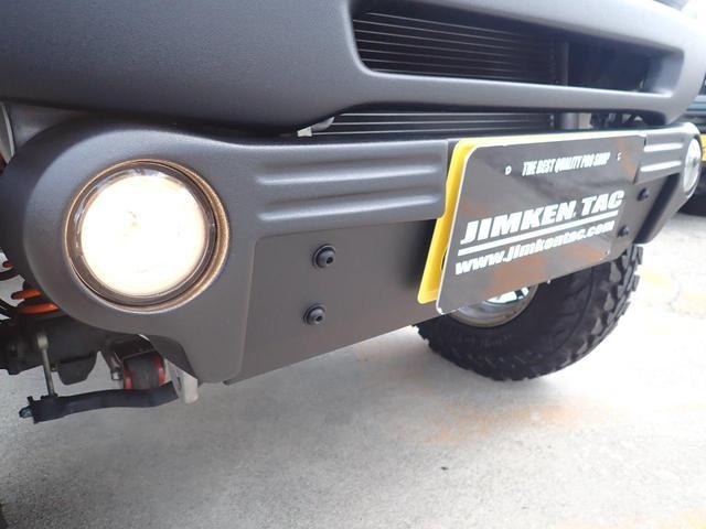 ランドベンチャー JIMKENTAC新品コンプリート・バンパーラプター塗装・6.50R16タイヤ4本新品(15枚目)