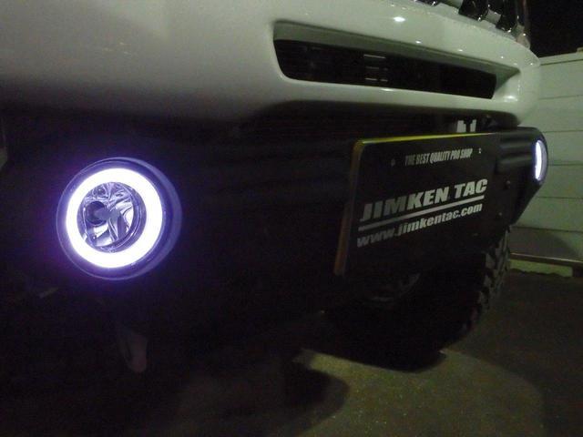 ランドベンチャー JIMKENTAC新品コンプリート・バンパーラプター塗装・6.50R16タイヤ4本新品(16枚目)