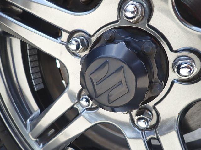 ランドベンチャー JIMKENTAC新品コンプリート・バンパーラプター塗装・6.50R16タイヤ4本新品(24枚目)