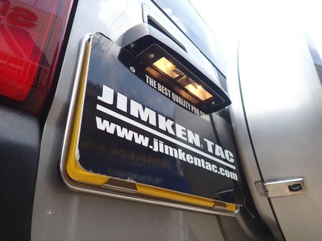 ランドベンチャー JIMKENTAC新品コンプリート・バンパーラプター塗装・6.50R16タイヤ4本新品(28枚目)