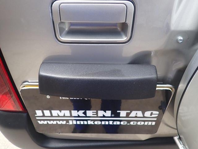ランドベンチャー JIMKENTAC新品コンプリート・バンパーラプター塗装・6.50R16タイヤ4本新品(29枚目)