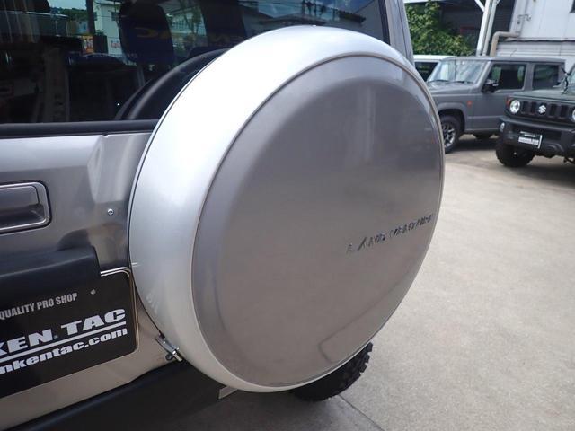 ランドベンチャー JIMKENTAC新品コンプリート・バンパーラプター塗装・6.50R16タイヤ4本新品(30枚目)