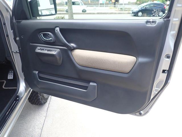 ランドベンチャー JIMKENTAC新品コンプリート・バンパーラプター塗装・6.50R16タイヤ4本新品(59枚目)