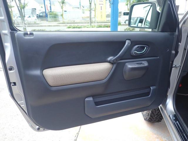 ランドベンチャー JIMKENTAC新品コンプリート・バンパーラプター塗装・6.50R16タイヤ4本新品(60枚目)