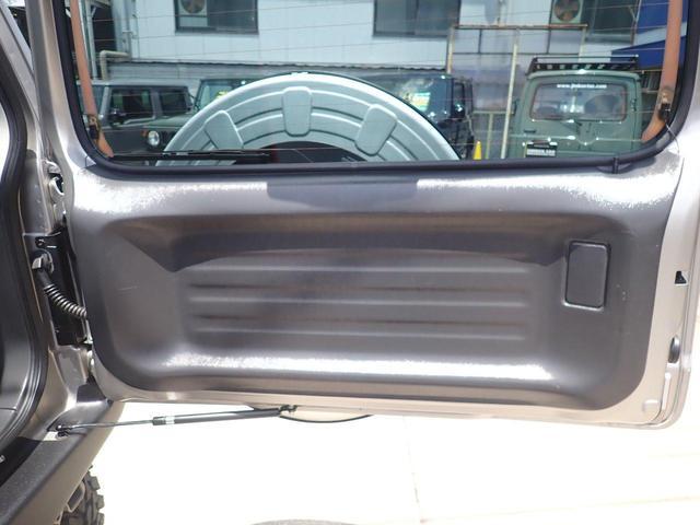ランドベンチャー JIMKENTAC新品コンプリート・バンパーラプター塗装・6.50R16タイヤ4本新品(61枚目)