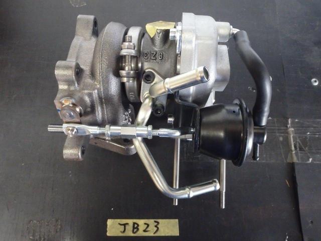 ランドベンチャー JIMKENTAC新品コンプリート・バンパーラプター塗装・6.50R16タイヤ4本新品(68枚目)
