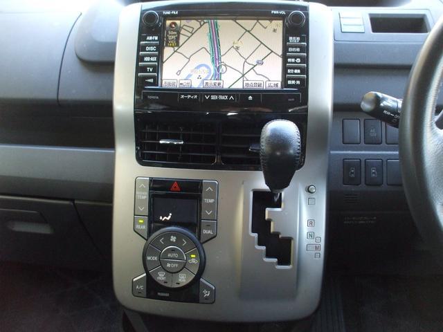 トヨタ ヴォクシー ZS フルセグHDDナビ 両側電動スライド