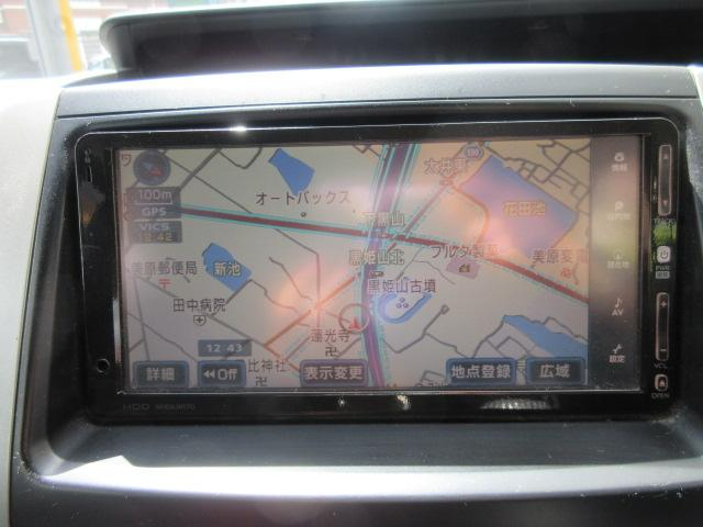 トヨタ ヴォクシー ZS 両側電動スライドドア HDDナビリアモニター