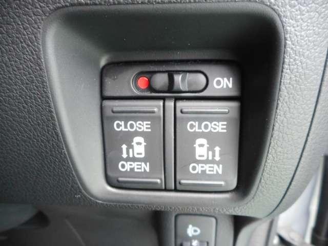 両側電動スライドドアなので運転される方も乗車される方もとっても便利です♪