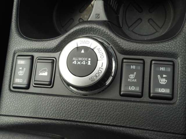ハイブリッド 4WD プロパイロット機能 4WD切替スイッチ アラビュ ナビTV LED ワンオーナー ETC メモリナビ 4WD ドラレコ バックカメラ CD 衝突被害軽減B アルミホイール キーレス スマートキー レーンアシスト(6枚目)