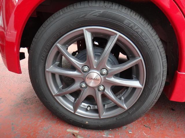 RS 新品ホイル 新品タイヤ 新品シートカバー付(18枚目)
