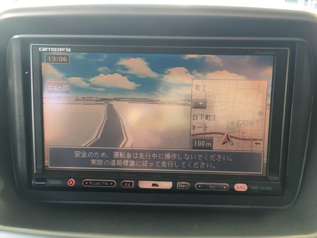三菱 アイ LX HDDナビ ETC スマートキー