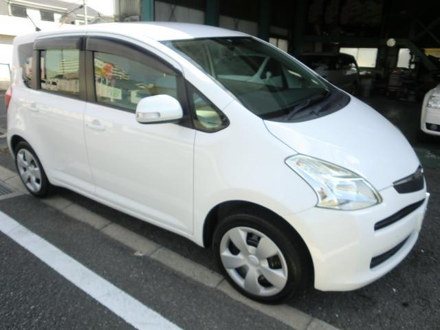 トヨタ ラクティス X禁煙車3.5万キロ