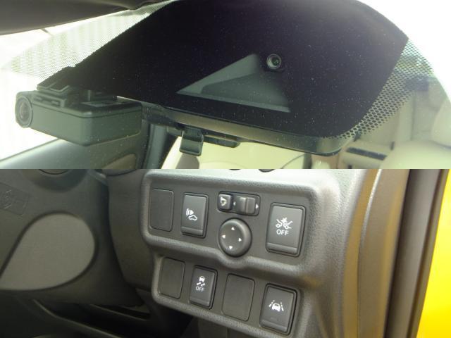 ドライブレコーダーや衝突ブレーキなど安全装備も充実しています!