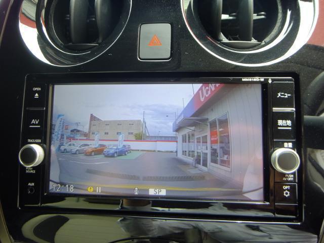 ドライブレコーダーの映像がナビゲーションで確認が可能です!