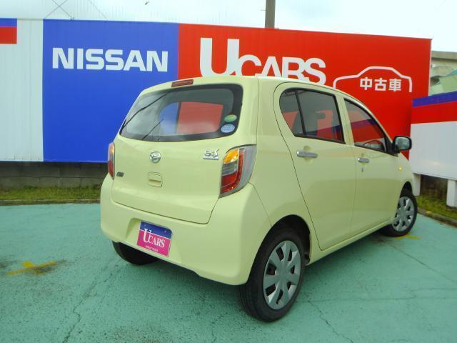 12ヶ月間(期間内走行距離無制限)の『日産ワイド保証』が付いてます♪日本全国、約3000ヶ所の日産ディーラー店で承りいたします♪