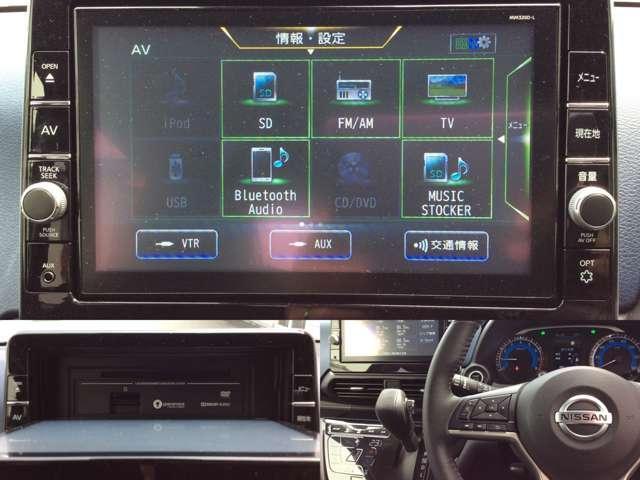 660 ハイウェイスターX 展示試乗車 ワンオーナー ナビTV LDW LEDヘッド インテリキー メモリーナビ ETC ABS アイドリングストップ キーレス アルミ WエアB サイドエアバッグ 盗難防止システム CD(6枚目)
