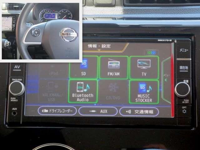 ハイウェイスター Gターボ メモリーナビ【MM317D-W】&フルセグ&運転席のみ【シートヒーター】&オートクルーズ&アラウンドビューモニター&ETC(5枚目)