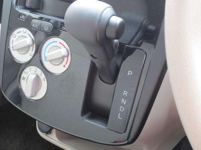 オートマチックで運転もラクラクです!