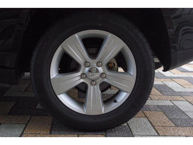 クライスラー・ジープ クライスラージープ コンパス スポーツ4WD 純正17AW 純正CDステレオ 弊社デモカー