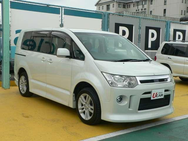 「三菱」「デリカD:5」「ミニバン・ワンボックス」「和歌山県」の中古車3