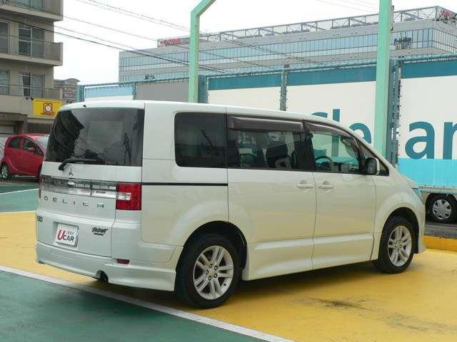 「三菱」「デリカD:5」「ミニバン・ワンボックス」「和歌山県」の中古車6