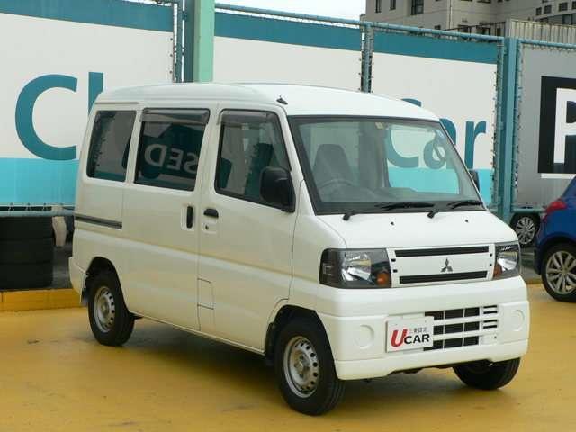 「三菱」「ミニキャブバン」「軽自動車」「和歌山県」の中古車3