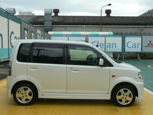 「三菱」「eKスポーツ」「コンパクトカー」「和歌山県」の中古車4