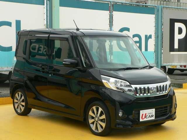 「三菱」「eKスペースカスタム」「コンパクトカー」「和歌山県」の中古車3