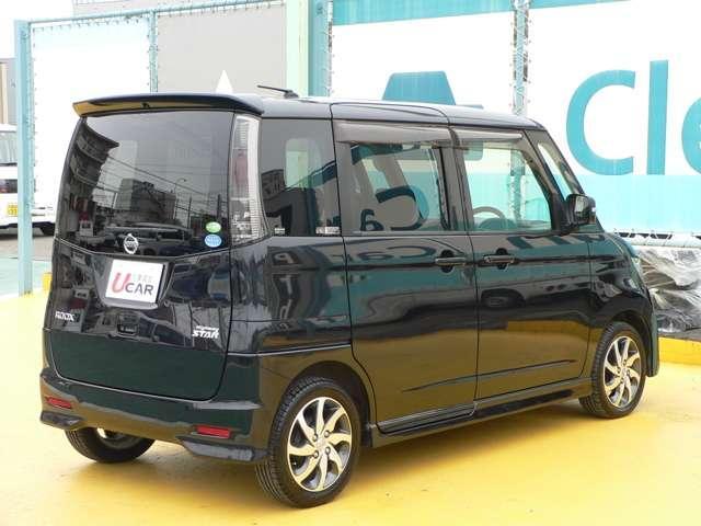 「日産」「ルークス」「コンパクトカー」「和歌山県」の中古車6
