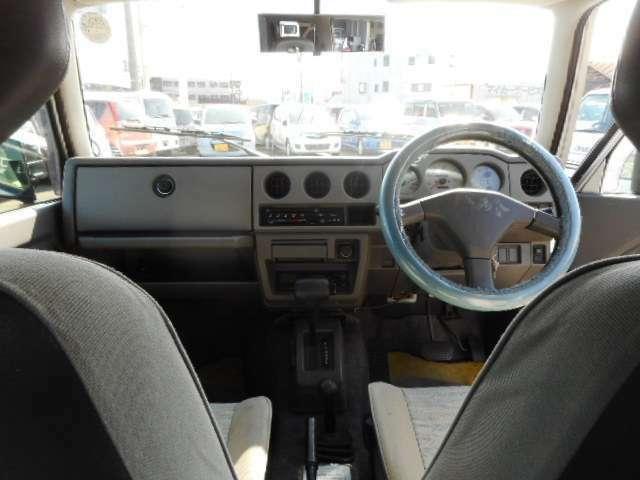 ワイルドウインド ターボ 4WD 3AT エアコン 修復歴なし 車検整備付き(10枚目)