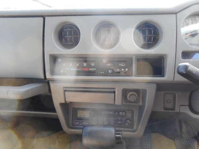 ワイルドウインド ターボ 4WD 3AT エアコン 修復歴なし 車検整備付き(11枚目)