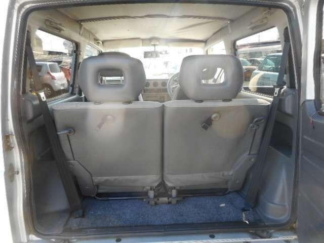 ワイルドウインド ターボ 4WD 3AT エアコン 修復歴なし 車検整備付き(18枚目)