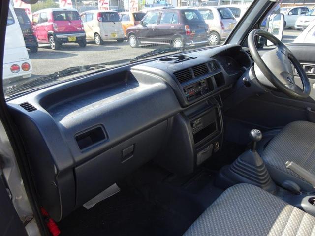 ダイハツ ハイゼットトラック DX 4WD・5MT・ACPS