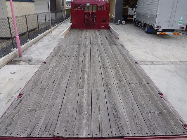 三菱ふそう スーパーグレート セルフローダー ウインチ付 積載13500kg フル装備