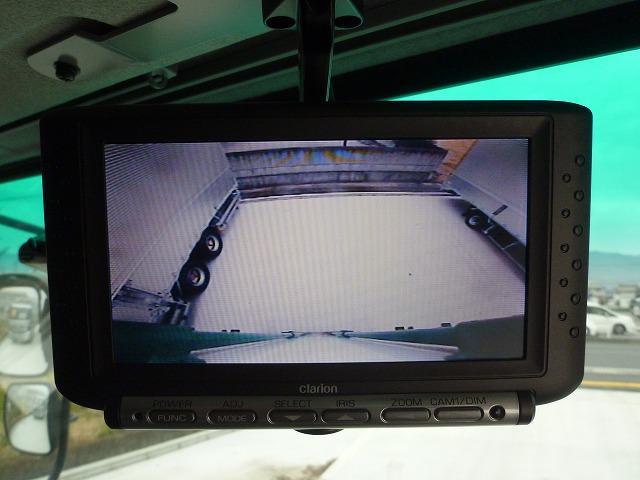 いすゞ ギガ アルミウィング インタークーラーターボ ラッシングレール