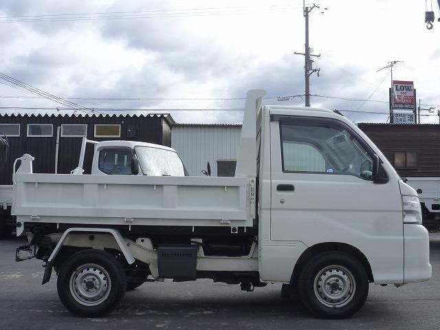 ダイハツ ハイゼットトラック ダンプ PTO式 AC PS付