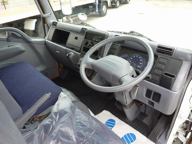 三菱ふそう キャンターガッツ WP RWタイヤ フル装備 積載12500kg
