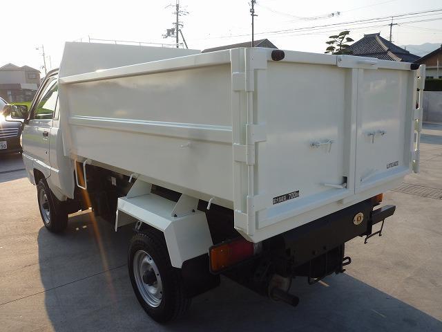 トヨタ ライトエーストラック 深ダンプ 電気式 フル装備 2シリンダー